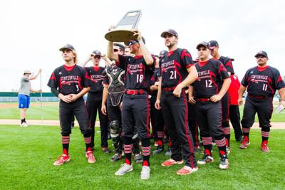 Big Reds bow out after third straight state baseball trip