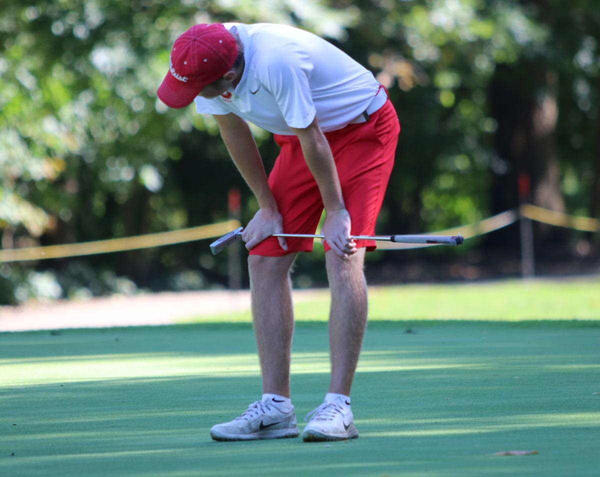 Boys golf: A bittersweet day for Bulldogs