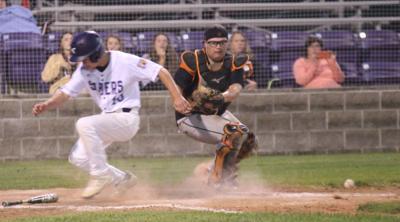 Sabers bring Fairfield's baseball season to a close