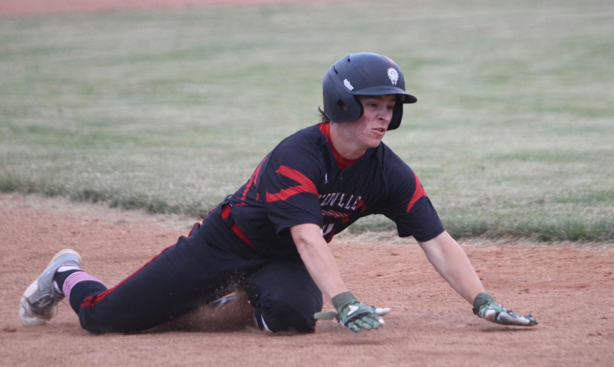 White stays hot at the plate for Centerville