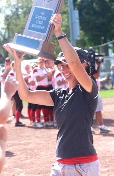 OHS grad leads Roland-Story to runner-up state softball finish