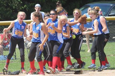 Monroe County wins district Little League softball title