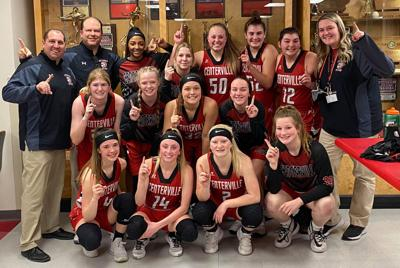 Redettes win outright SCC title