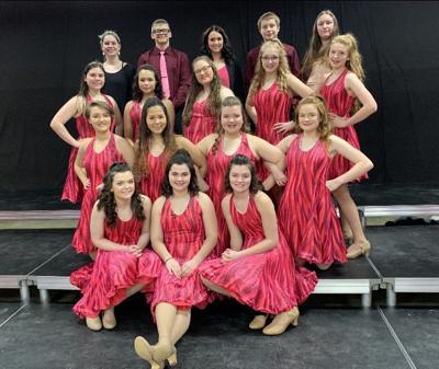 Cardinal's show choir
