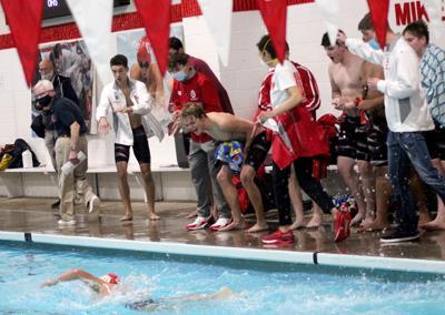 Ottumwa swimmers open with three wins