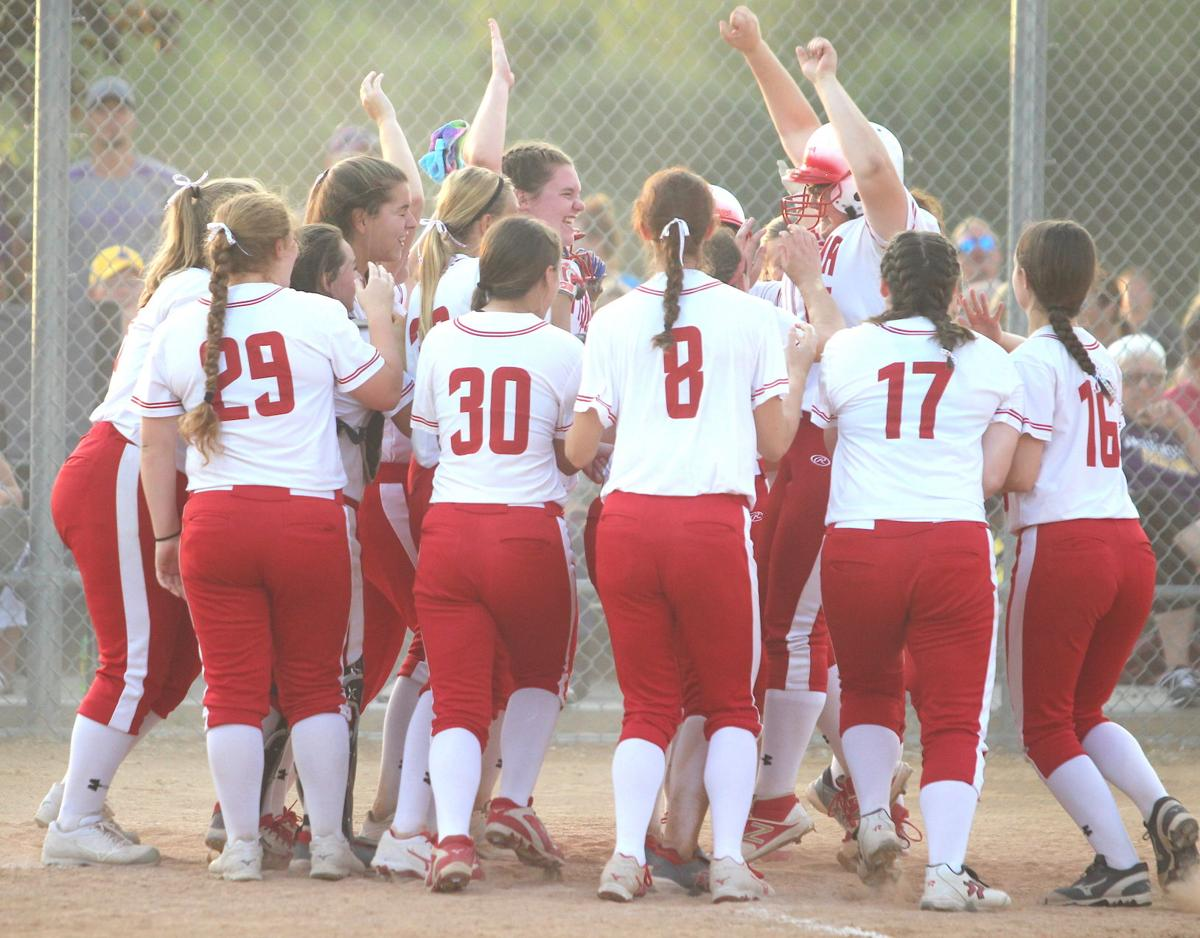 Youth dominates All-Courier softball team