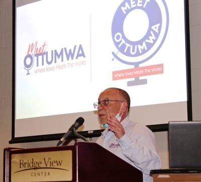 Meet Ottumwa reception