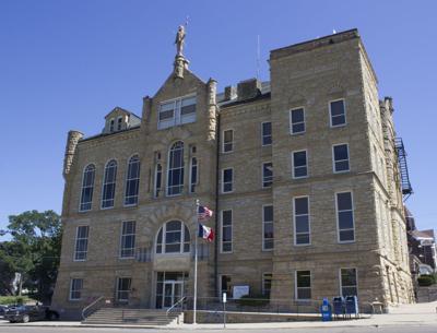 Wapello County Courthouse