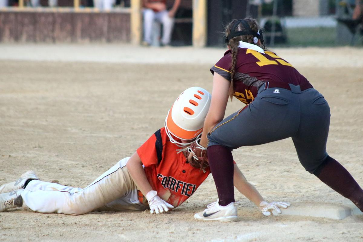 Prep softball: Trojans power past Panthers