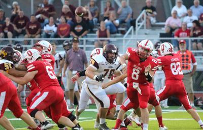 Prep football: Bulldogs face another tough foe