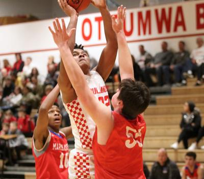 Boys basketball: Bulldogs capture top All-Courier honors