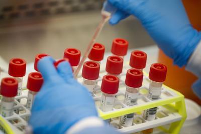Virus Outbreak Nursing Homes