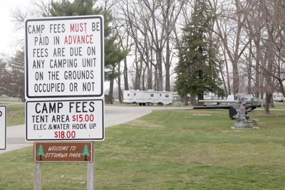 Ottumwa campground