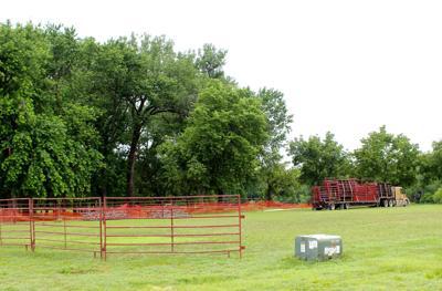Rodeo setup