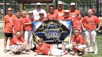 Titans win USSSA state title | Local Sports | ottumwacourier com