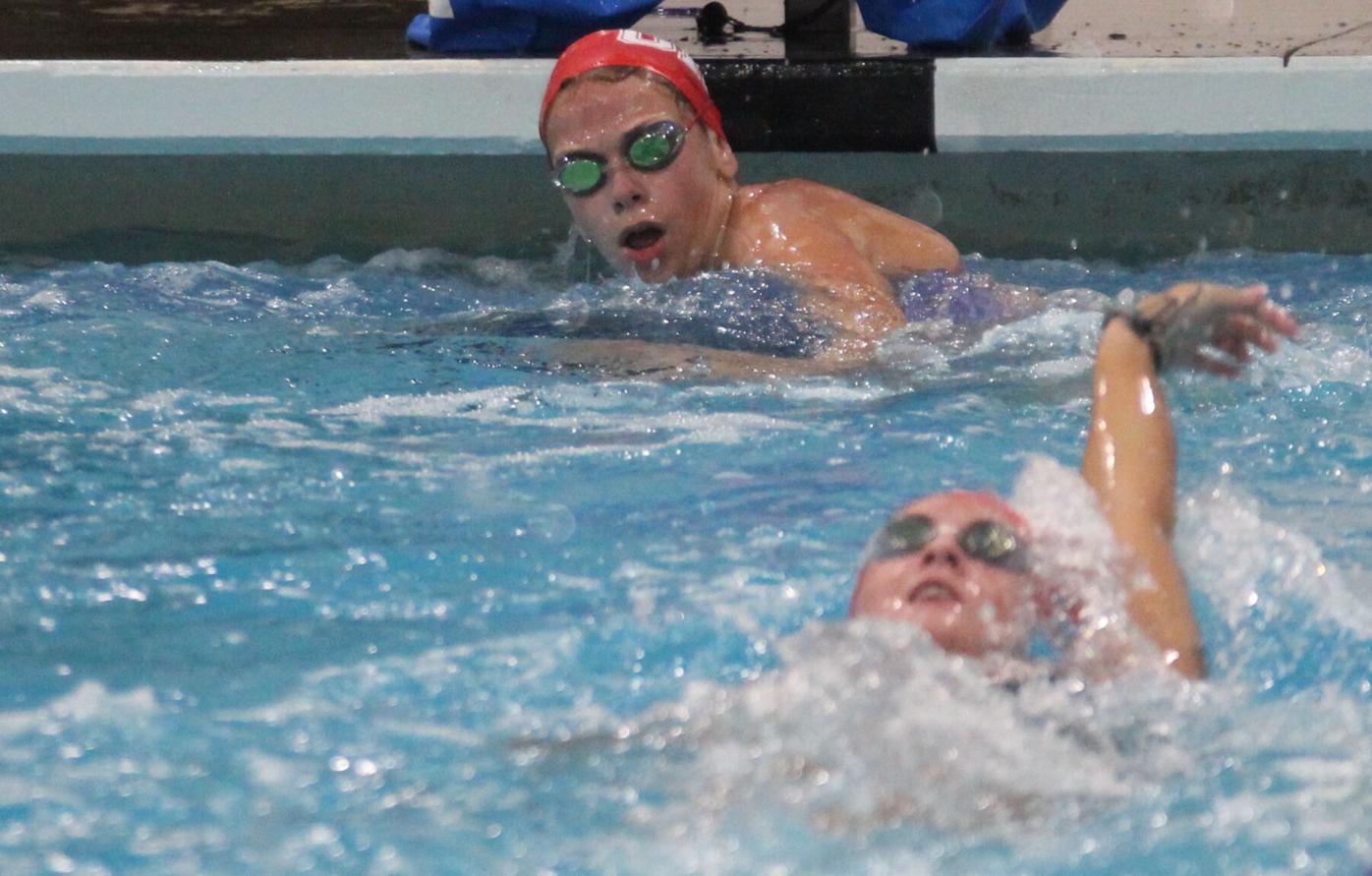Ottumwa swimmers dive back in