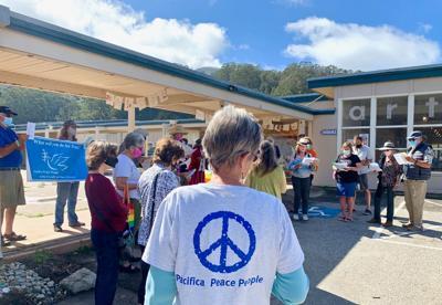 Peace People Gathering