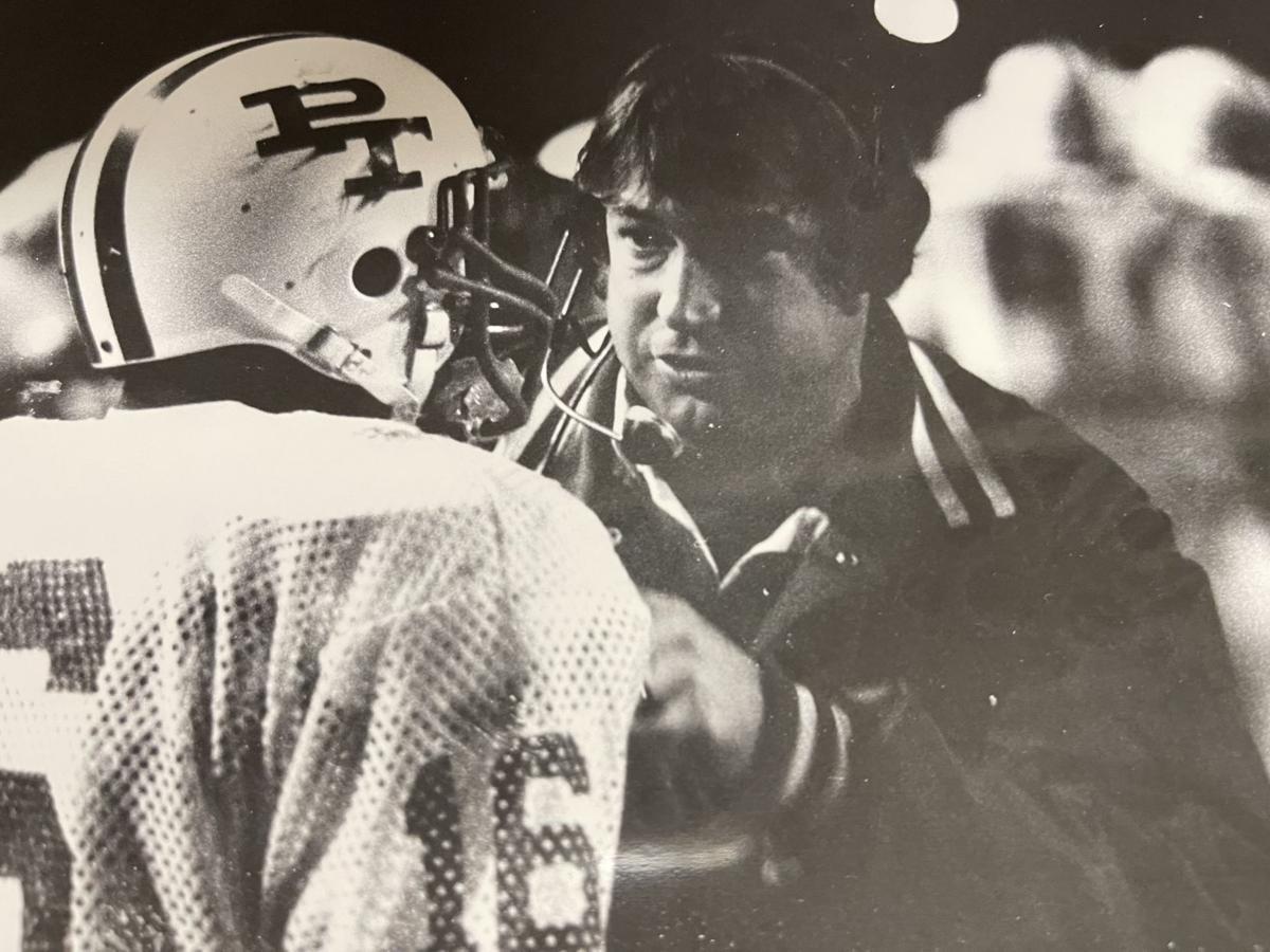 Joe Flowers, Coach Allan Cox