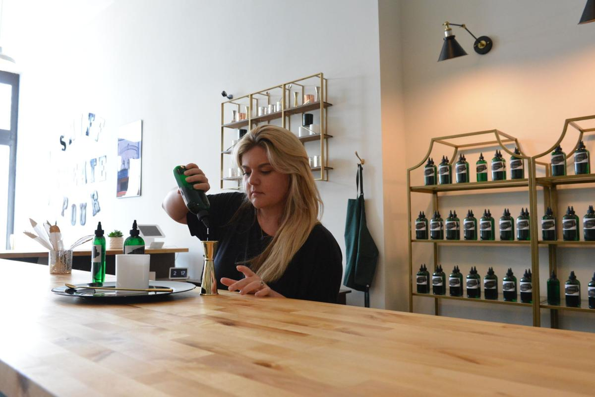 Good business scents: Custom candle shop opens downtown