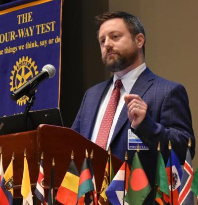 Dr. Rains talks TAVR procedure