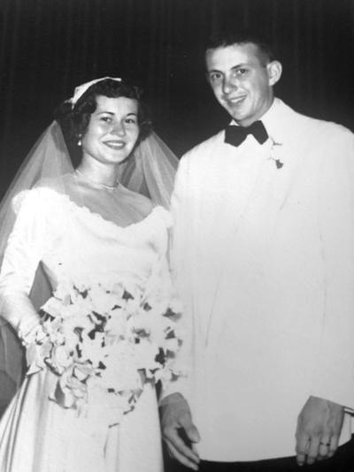 Don and Norma Stevenson - 70th Wedding Anniversary
