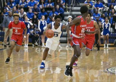 Tilghman's Thomas set to join Racer hoops