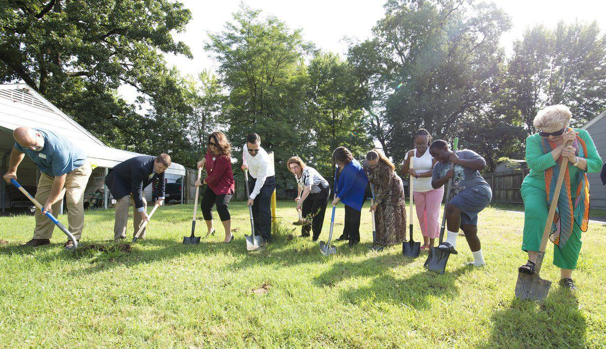 Local Habitat for Humanity breaks ground on 73rd home