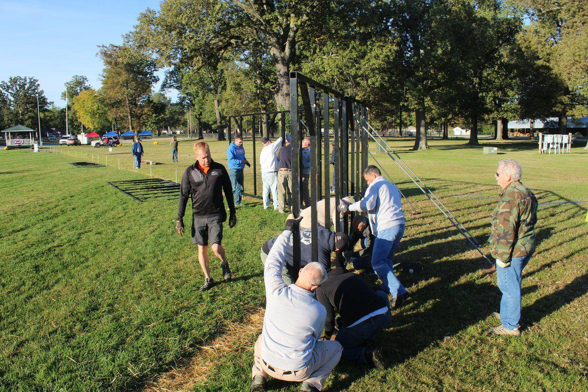 Traveling Vietnam War memorial arrives at Carson Park