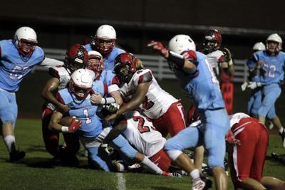 Calloway County loses quarterback, falls to Rebels