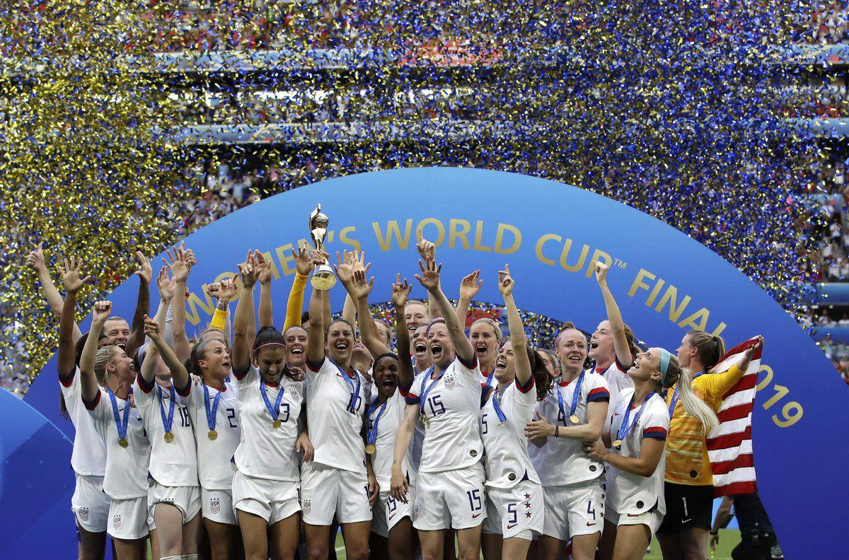 U.S. women win World Cup on own terms
