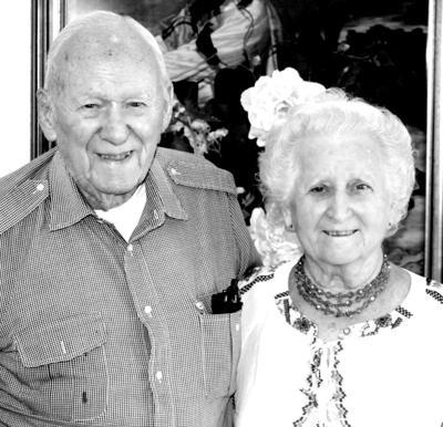 Rev. Merle and Norma Gene Thomas