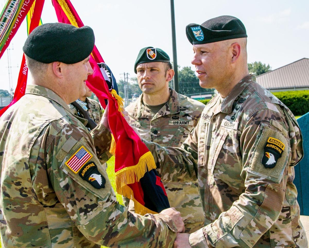 Crawford returns to Fort Campbell to lead Headquarters Battalion