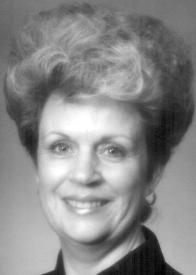 Geraldine Weatherington Scott