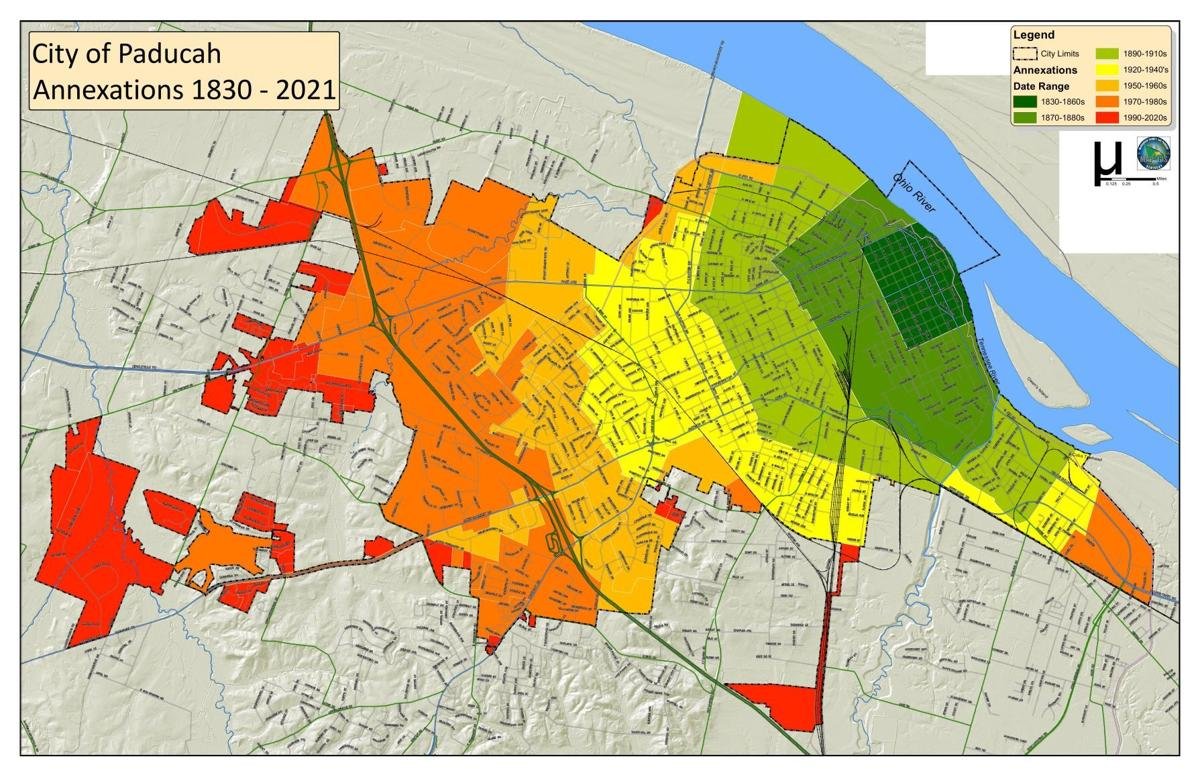 Annexation: The governmental force shaping our city and county