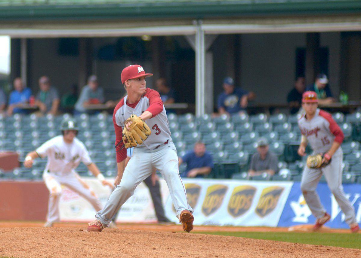 Mustangs best Mr. Baseball in 2-1 win over Rowan