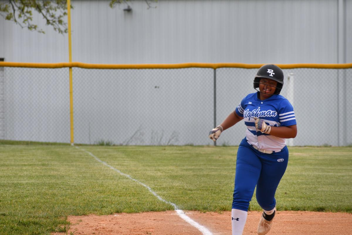 Ware hits a lead-off homer against St. Mary