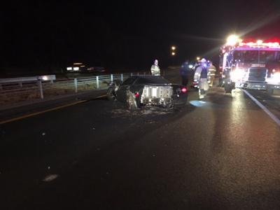 Paducah man injured in two-vehicle crash
