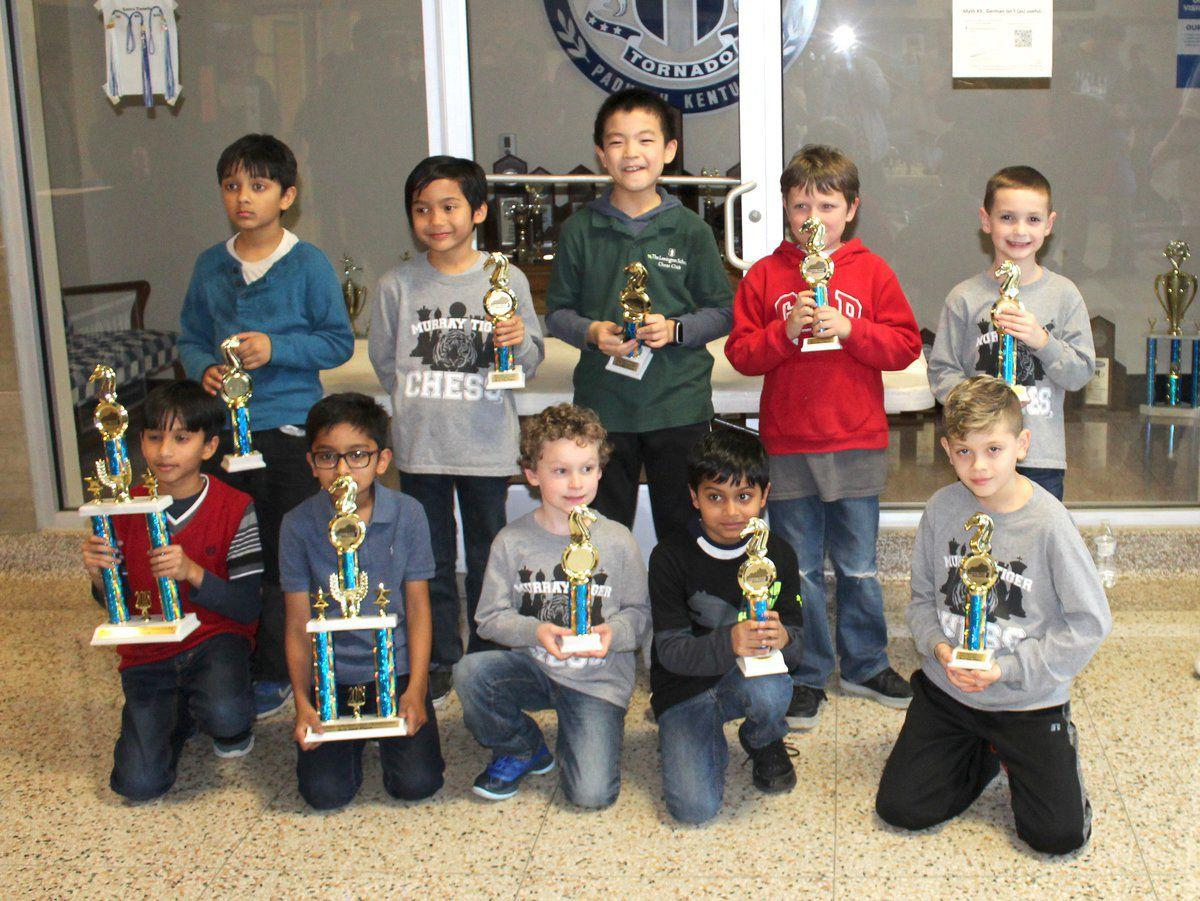 State chess champs crowned in Paducah