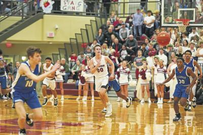 Little things play big for Mustangs: McCracken takes pair from Tilghman