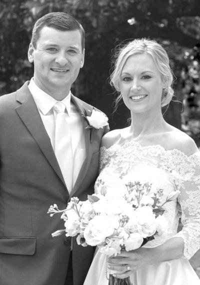 Caitlin and Thomas Grumley