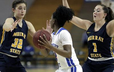 Racer women stunned at Tennessee State
