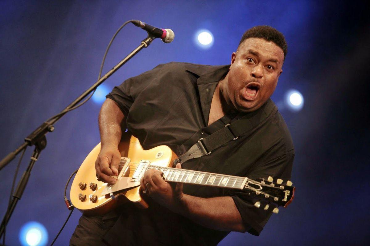 Kenlake Hot August Blues Festival Kicks Off Arts Paducahsun Com