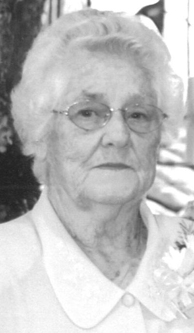 Martha Jane Wilson Beckham