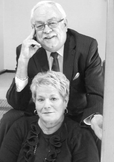Glenda and the Rev. Tommy Tucker