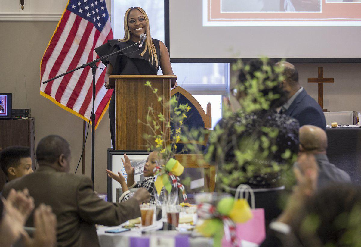 16 women are honored at 'Power of One' celebration