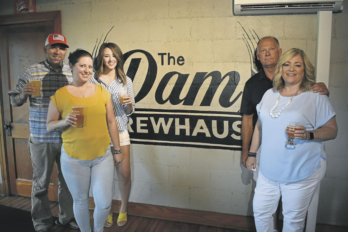 Dam Brewhaus in Marshall to begin brewing its own beer