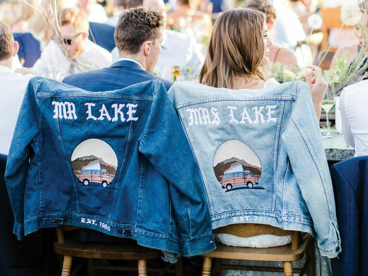 In weddings, the '90s are back in a big way