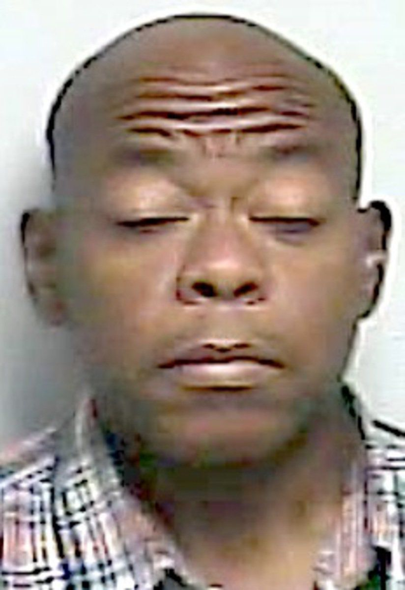 Man charged in check fraud, another sought