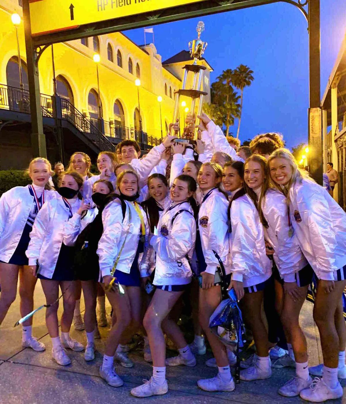 Cheer photo 2
