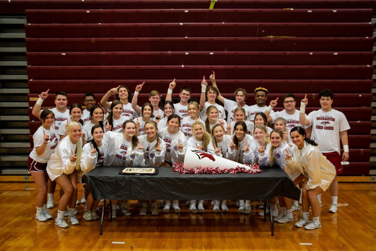 McCracken County celebrates fifth UCA title